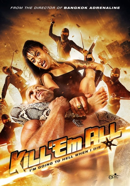 Убей их всех / Kill 'em All (2013) HDRip