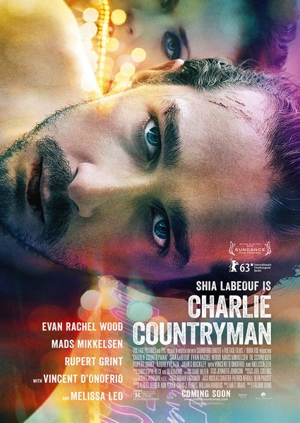 ��������� �� ������ / The Necessary Death of Charlie Countryman (2013) HDRip