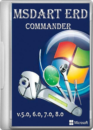 Microsoft Windows MSDART ERD Commander 2013