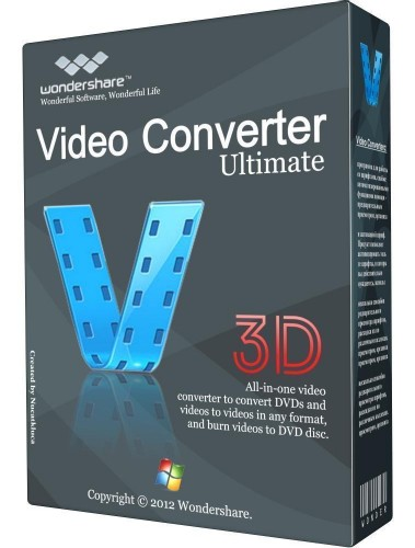Wondershare Video Converter Ultimate 8.0.1