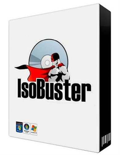 IsoBuster Pro 3.3 Build 3.3.0.0 Final [RUS]