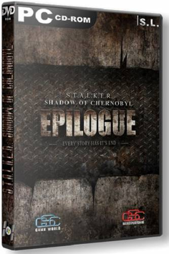 S.T.A.L.K.E.R.: Shadow of Chernobyl - EPILOGUE (2013/RUS/RePack)