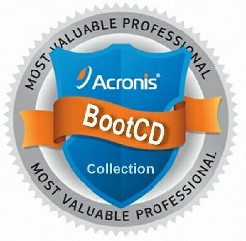 Acronis BootCD WinPE - Based (23.11.2013) RUS