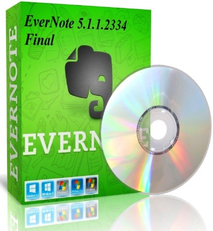 EverNote 5.1.1.2334 Final (2014/RUS)