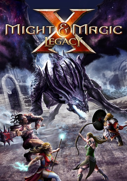 Might & Magic X Legacy - Digital Deluxe Edition (2014/Multi14/RePack)