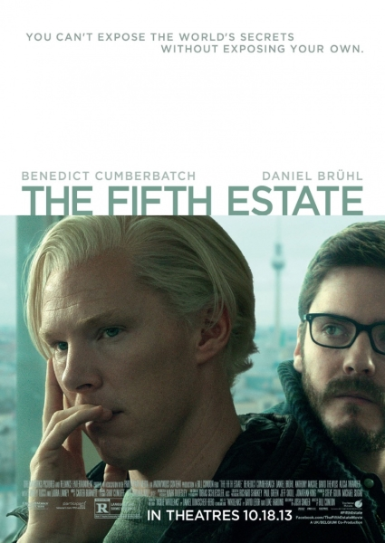 ����� ������ / The Fifth Estate (2013) HDRip