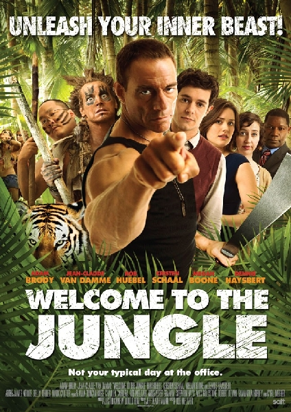 ����� ���������� � ������� / Welcome to the Jungle (2013) HDRip