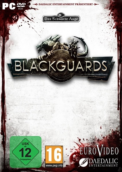Blackguards - Deluxe Edition (2013) PC