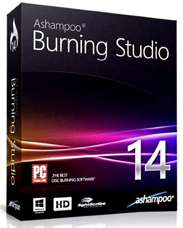 Ashampoo Burning Studio 2014 Build 14.0.5 ML