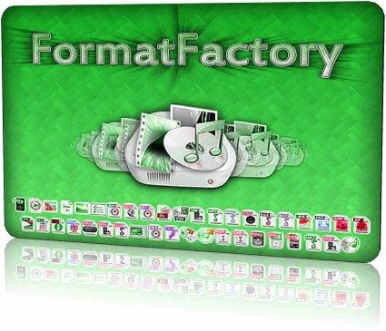 Format Factory 3.3.2 (ENG/RUS/2014)