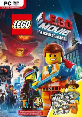 LEGO Movie: Videogame (2014/RUS/ENG)