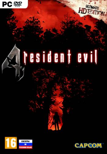 Resident Evil 4 Ultimate HD Edition (2014/MULTI)