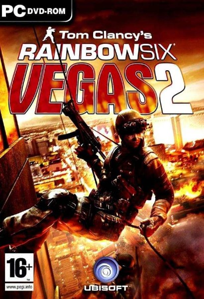 Tom Clancy's Rainbow Six: Vegas 2 (2008/PC/RUS) RePack