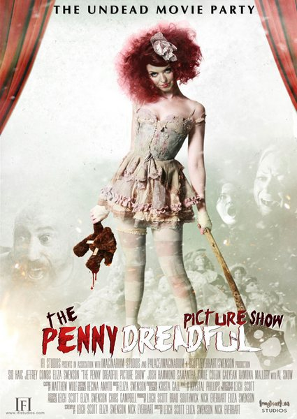��������� ���� ������� / The Penny Dreadful Picture Show (2013) WEB-DLRip