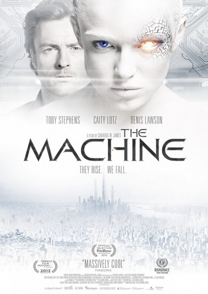 Машина / The Machine (2013) HDRip