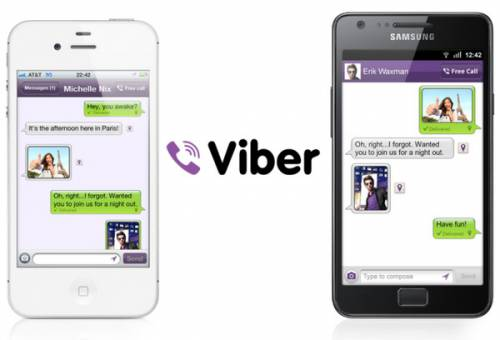 Viber 4.3.0.712 (2014/ML/Rus/Android)