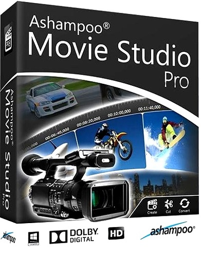 Ashampoo Movie Studio Pro 1.0.17.1 (Rus / ML) Portable