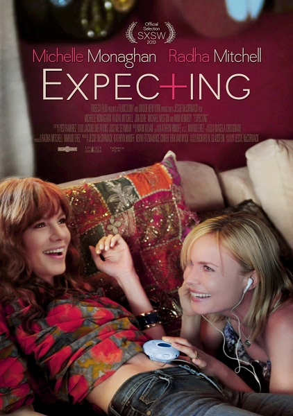 Младенец в подарок / Expecting (2013) WEB-DLRip