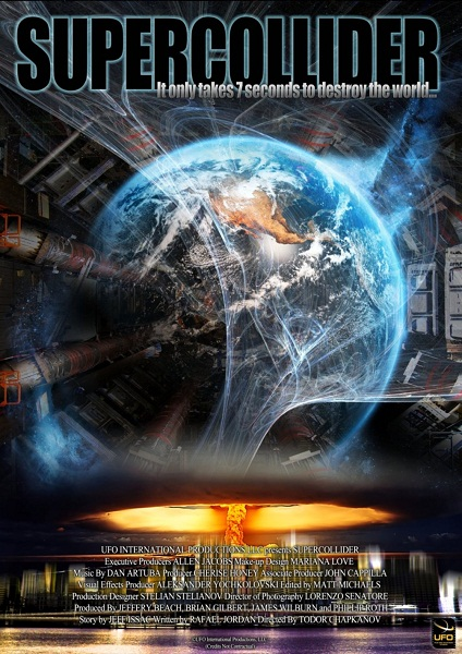 Суперколлайдер / Supercollider (2013) HDRip