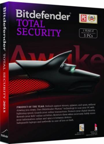 Bitdefender Total Security 2015 18.11.0.872 (2014/ENG)