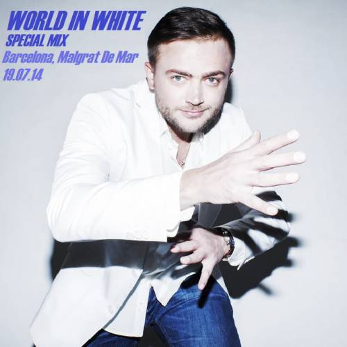 Alexey Romeo - World In White (Special Mix) (Barcelona, Malgrat De Mar)