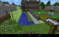 Minecraft - Pocket Edition на Андройд
