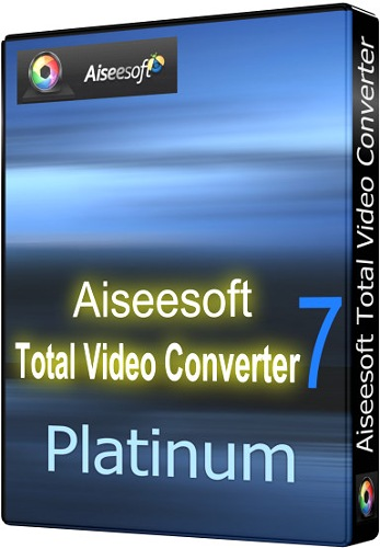 Aiseesoft Total Video Converter Platinum 7.1.38 Portable + Full (Rus / ML)