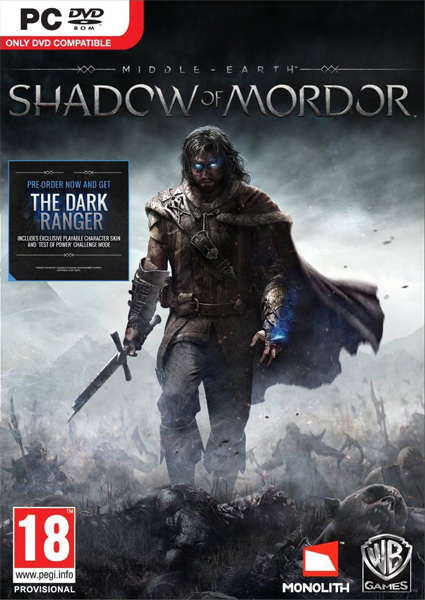 Middle-Earth: Shadow Of Mordor (2014/RUS/ENG/Full/Repack)