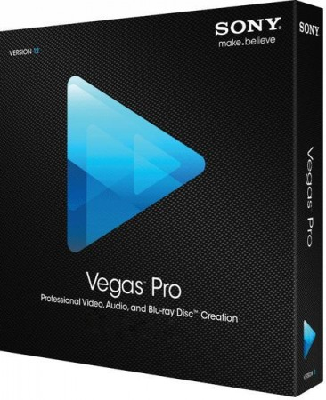 SONY Vegas Pro 13.0 Build 428 x64 RePack by D!akov