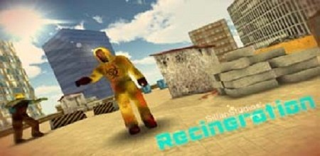 Recineration - Zombie Survival  v1.7786 АРК