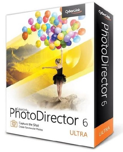 CyberLink PhotoDirector Ultra 6.0.5903.0 RePacK by D!akov