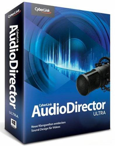 CyberLink AudioDirector Ultra 5.0.4712.3 Retail