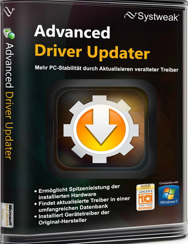Advanced Driver Updater 4.5.1086.17935 (ML/Rus) RePack by Diakov