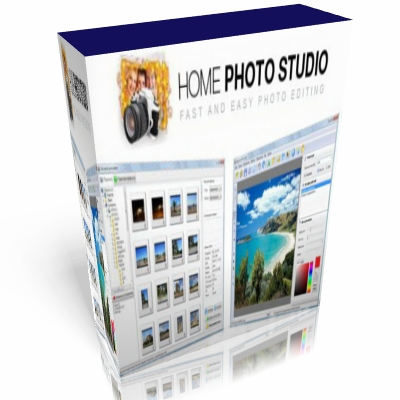AMS Software Home Photo Studio Gold 7.00