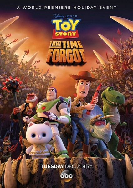 ������� �������: ��, ��� ������ / Toy Story: That Time Forgot (2014) HDTVRip
