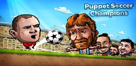 Puppet Ice Hockey: 2014 Cup v1.0.0 APK