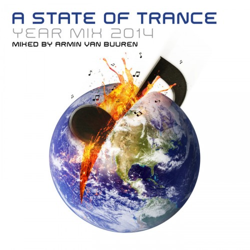 VA - A State Of Trance Year mix 2014 (Mixed By Armin Van Buuren)