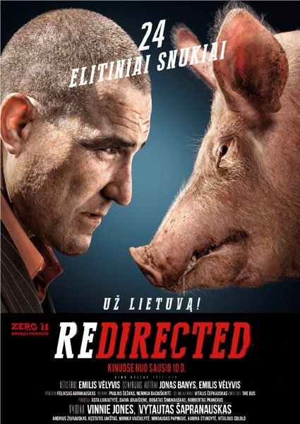 Занесло / Redirected (2014) WEB-DLRip