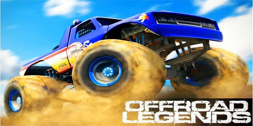 Offroad Legends v1.3.7 APK