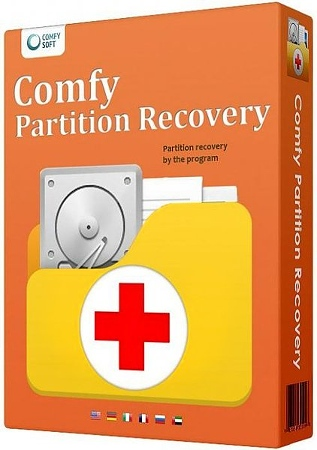 Comfy Partition Recovery 2.3 + Portable