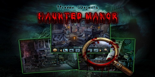 Haunted Manor v1.0 APK