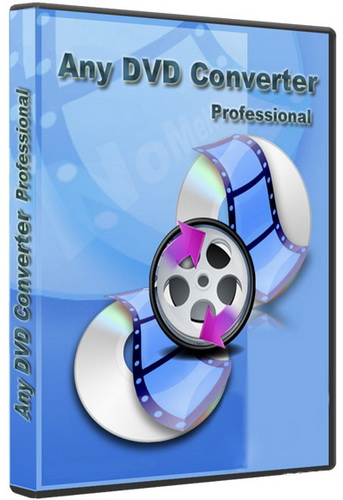 Any DVD Converter Professional 6.2.0 (Rus/Ml)