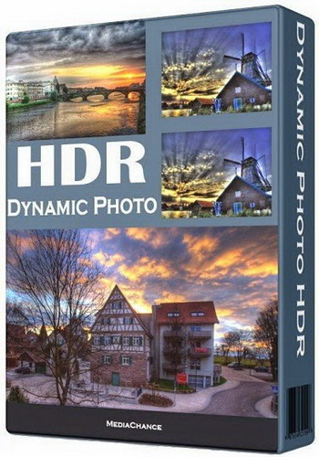 Dynamic Photo HDR 6.01 Rus Portable