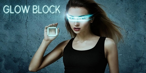 Glow Block – Neon Blocks Game v1.0 APK