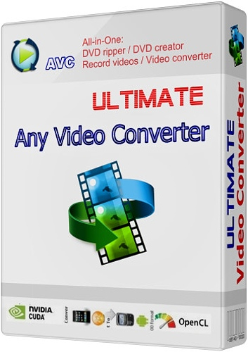 Any Video Converter Ultimate 5.7.7 Portable by PortableAppZ