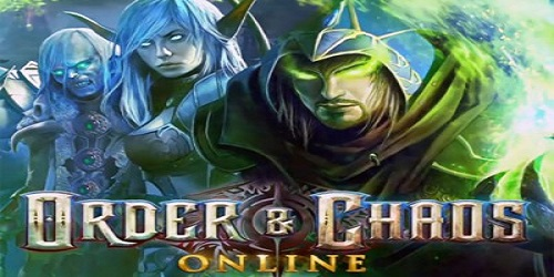 Order & Chaos Online v2.5.0 iOS