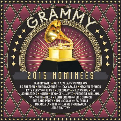 VA - 2015 GRAMMY Nominees (2015)