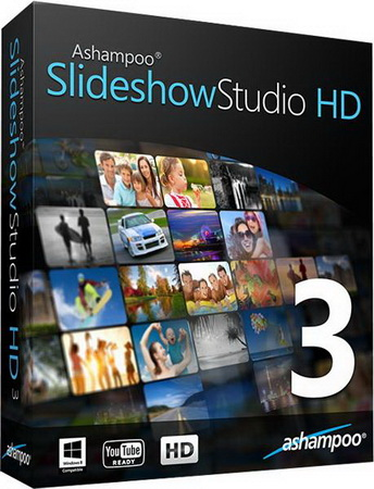 Ashampoo Slideshow Studio HD 3.0.9 (Multi/Rus)