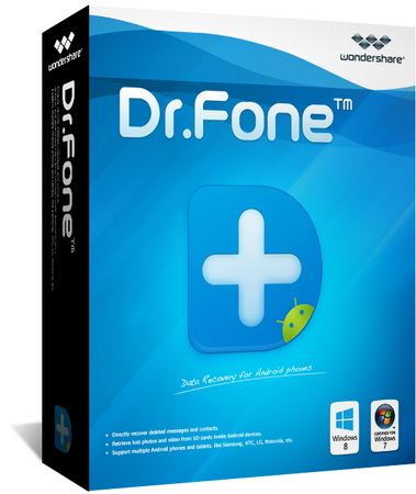 Wondershare Dr.Fone for Android 4.8.3.144 Final