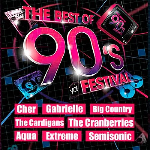 The Best Of 90's Festival (2015)